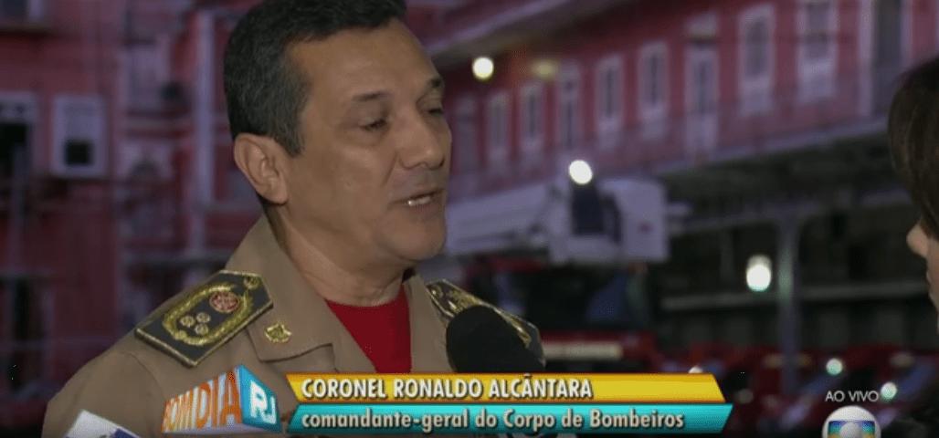 Corpo de Bombeiros lança novo código de segurança contra incêndio