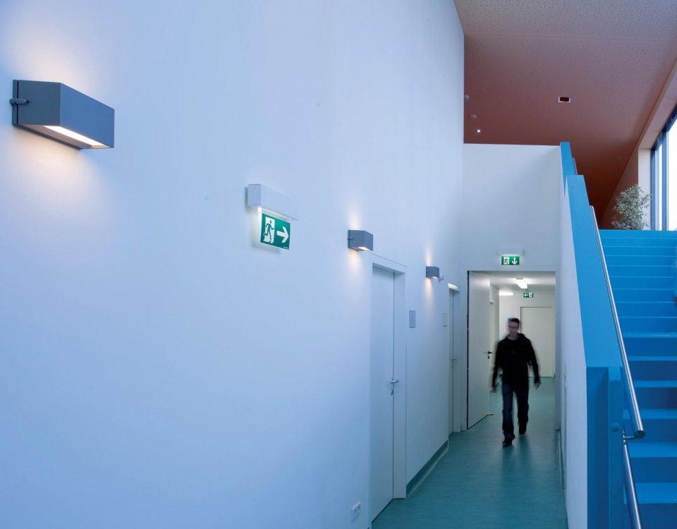 Projeto de Iluminação de Emergência
